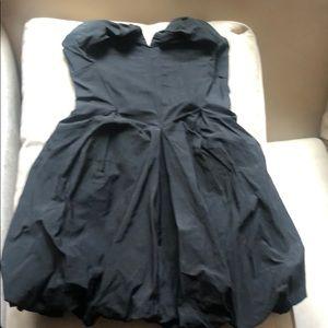 ALLSAINTS formal cocktail corset dress sz 4